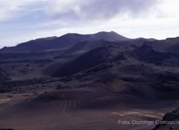 Calderas Quemadas y Montañas del Fuego
