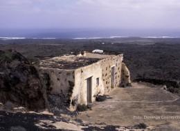Casa abandonada en La Corona