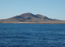 Costa norte de La Graciosa