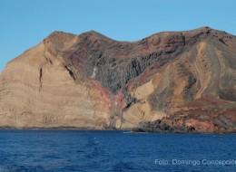 Cráter de Mª Clara 1