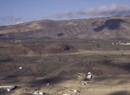 Malpaíses entre Guatiza y Mala