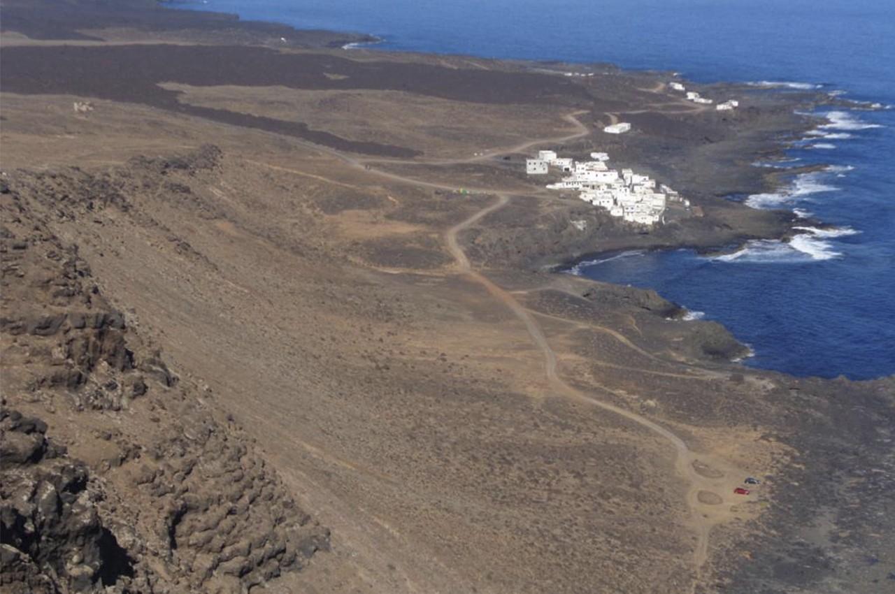 Sendero litoral La Santa – Tenésar.