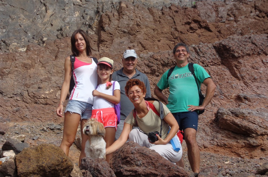 Sábado 24: Sendero Femés – Playa Quemada (Ajaches 1).