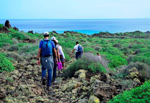 Domingo 6: Sendero Camino del Raso- Las Escamas (La Corona 4).