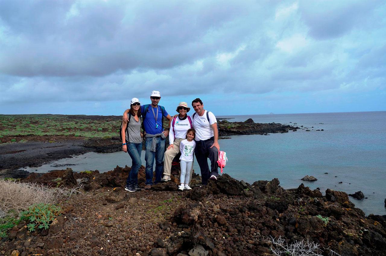 Sendero litoral Punta Mujeres – Caleta del Guincho