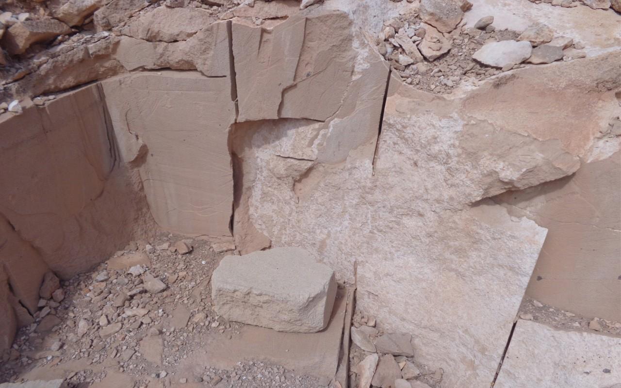 Sendero paleontológico Barranco de Las Pilas (Papagayo)